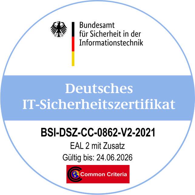 Le certificat de sécurité BSI pour les votes en ligne