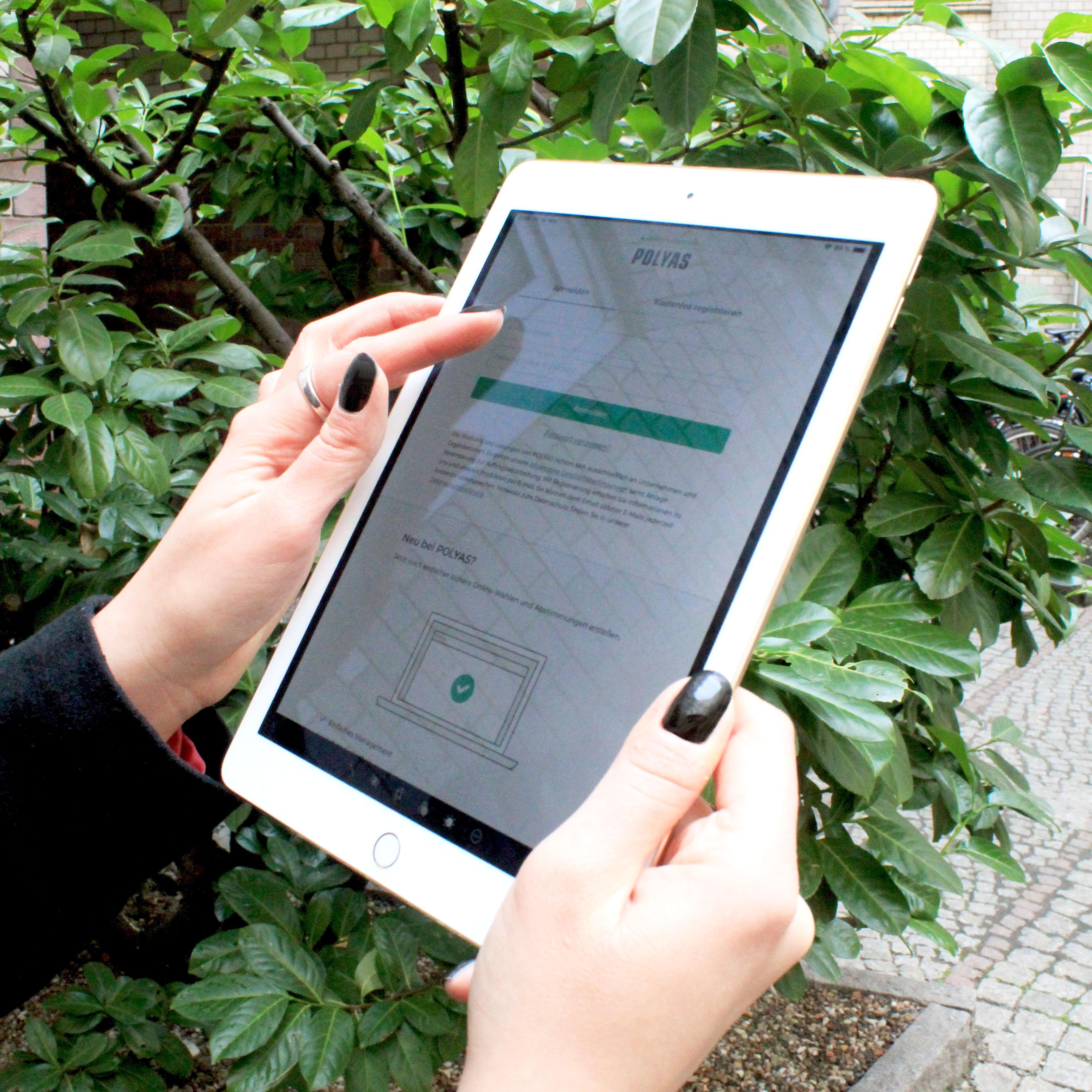 La plateforme de nomination POLYAS : simple, sécurisée, rapide.